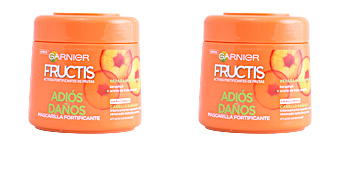 Hair mask for damaged hair FRUCTIS ADIÓS DAÑOS mascarilla Garnier