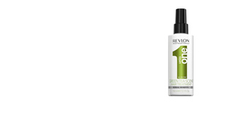 Tratamiento reparacion pelo UNIQ ONE GREEN TEA hair treatment Revlon