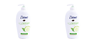 Jabón de manos GO FRESH pepino & té verde jabón de manos Dove