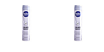 Desodorante MEN SILVER PROTECT anti-transpirante spray Nivea