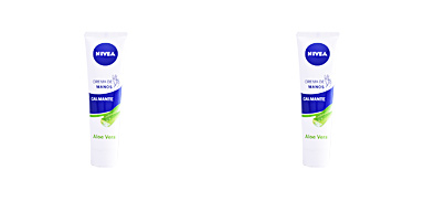 Hand cream & treatments ALOE VERA crema manos calmante Nivea