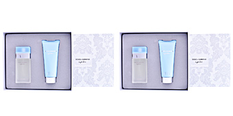 Dolce & Gabbana LIGHT BLUE POUR FEMME SET perfume