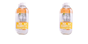 SKINACTIVE AGUA MICELAR aceite waterproof COFFRET Garnier