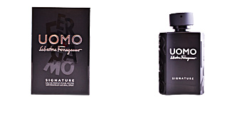 Salvatore Ferragamo UOMO SIGNATURE eau de parfum vaporizador perfume