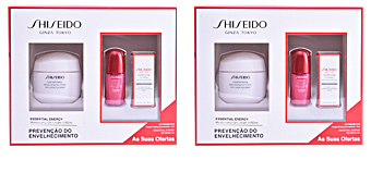 Antioxidative Behandlungscreme ESSENTIAL ENERGY SET Shiseido