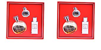 Hermès EAU DES MERVEILLES COFFRET parfum