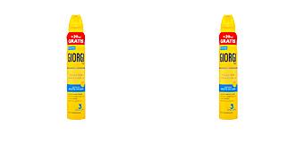 Producto de peinado EFECTO MOJADO espuma fijadora extrafuerte nº3 Giorgi