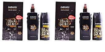 Babaria BABARIA MEN BLACK GOLD FRAGANCE SET perfume