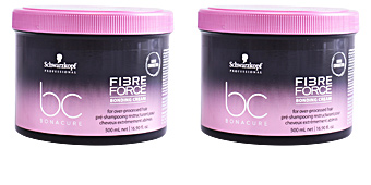 Condicionador reparador BC FIBRE FORCE bonding cream Schwarzkopf