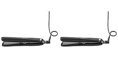 Hair straightener GHD PLATINUM+ #black Ghd