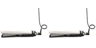 Hair straightener GHD PLATINUM+ #white Ghd