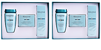 Hair repair treatment RESISTANCE FORCE ARCHITECTE SET Kérastase