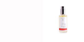 Body moisturiser ROSE nurturing body oil Dr. Hauschka