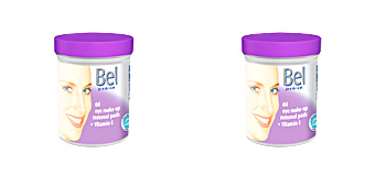 Limpieza facial BEL PREMIUM discos húmedos ojos aceite Bel