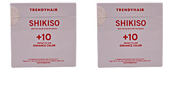 Hair mask SHIKISO KERATIN & GINSENG mask Trendy Hair