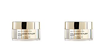 Anti-rugas e anti envelhecimento COLLAGENIST RE-PLUMP night anti-wrinkle filling care Helena Rubinstein