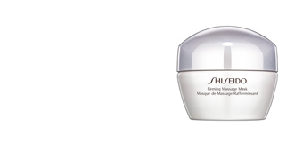 Skin tightening & firming cream  ESSENTIALS firming massage mask Shiseido