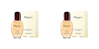 Calvin Klein OBSESSION MEN edt vaporizador 30 ml
