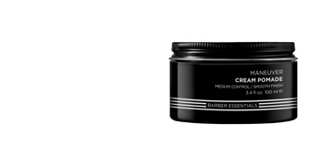 Hair styling product REDKEN BREWS MANEUVER cream pomade Redken Brews