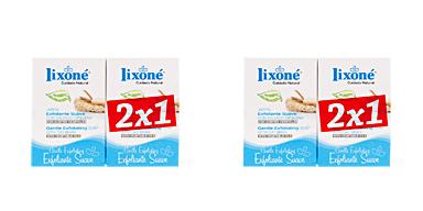 Face scrub - exfoliator - Facial cleanser - Hand soap SALVADO AVENA jabón exfoliante suave Lixone
