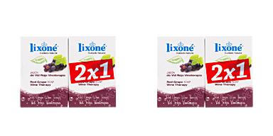 Limpiador facial - Jabón perfumado VID ROJA jabón piel delicada o grasa Lixone