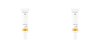 Skin lightening cream & brightener NIGHT serum Dr. Hauschka