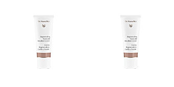 Halscreme & Behandlungen REGENERATING neck and décolleté cream Dr. Hauschka