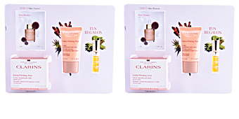 Skin tightening & firming cream  EXTRA FIRMING JOUR TOUTES PEAUX  SET Clarins