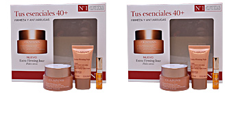 Skin tightening & firming cream  EXTRA FIRMING JOUR PEAUX SÈCHES  SET Clarins