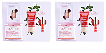 Anti aging cream & anti wrinkle treatment MULTI-INTENSIVE JOUR PEAUX SÈCHES  SET Clarins