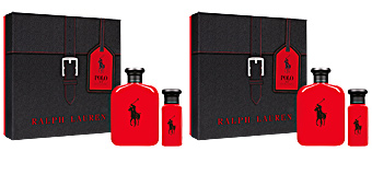 Ralph Lauren POLO RED SET perfume