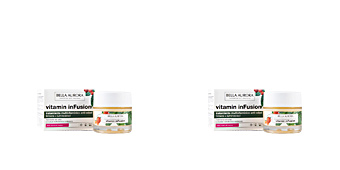 Anti aging cream & anti wrinkle treatment VITAMIN INFUSION tratamiento multivitamínico anti-edad SPF20  Bella Aurora