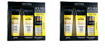 Champú color SHEER BLONDE LOTE John Frieda