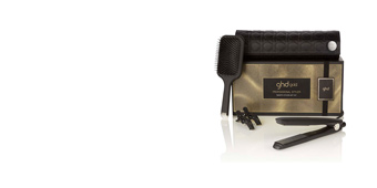 Haarglätter GOLD smooth styling set Ghd