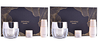 Skin lightening cream & brightener SENSAI ULTIMATE THE CREAM  SET Kanebo Sensai