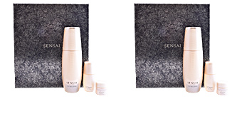 Skin lightening cream & brightener SENSAI ULTIMATE THE EMULSION  SET Kanebo Sensai