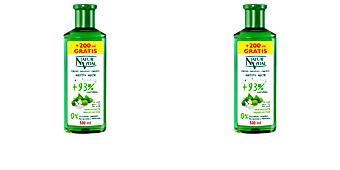 Hair loss shampoo HAPPY HAIR REFORZANTE 0% champú Naturaleza Y Vida