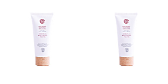 Face scrub - exfoliator HYDRAPLUS moisturizing peeling Naobay