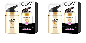 Skin tightening & firming cream  TOTAL EFFECTS anti-edad noche reafirmante Olay