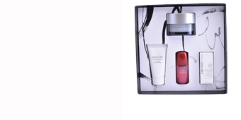 Anti aging cream & anti wrinkle treatment MEN TOTAL REVITALIZER SET Shiseido