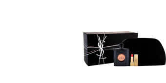 Yves Saint Laurent BLACK OPIUM SET perfum