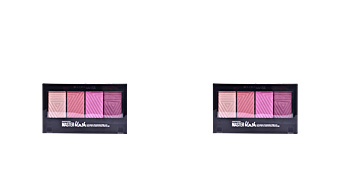 Iluminador MASTER BLUSH PALETTE color & highlighting kit Maybelline