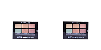 Concealer makeup MASTER CAMO color correcting kit Maybelline