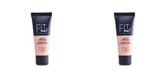 Foundation makeup FIT ME MATTE+PORELESS foundation Maybelline