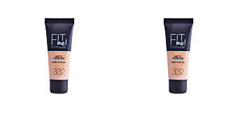 Base de maquillaje FIT ME MATTE+PORELESS foundation Maybelline