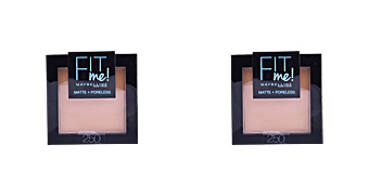 Polvo compacto FIT ME MATTE+PORELESS powder Maybelline