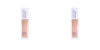 Foundation makeup SUPERSTAY full coverage foundation Maybelline