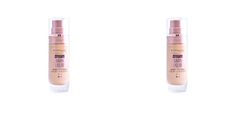Base maquiagem DREAM SATIN LIQUID FOUNDATION+SERUM Maybelline