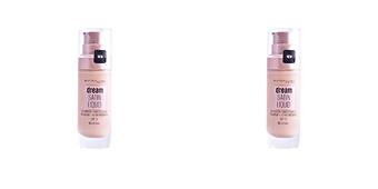 Fondation de maquillage DREAM SATIN LIQUID FOUNDATION+SERUM Maybelline