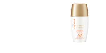 Faciales SUN PERFECT perfecting fluid SPF50 Lancaster